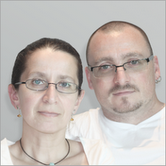 Stephanie and Bryan Rieger