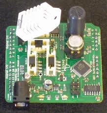 Air Quality Egg Sensor Shield